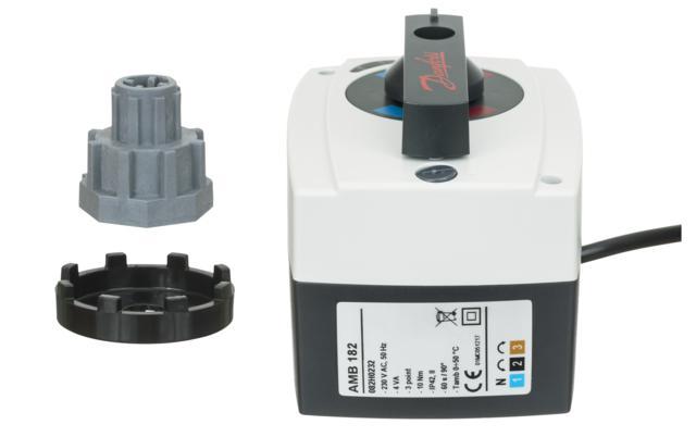 Электрический привод для клапана Danfoss ДУAMB 162 082H0211