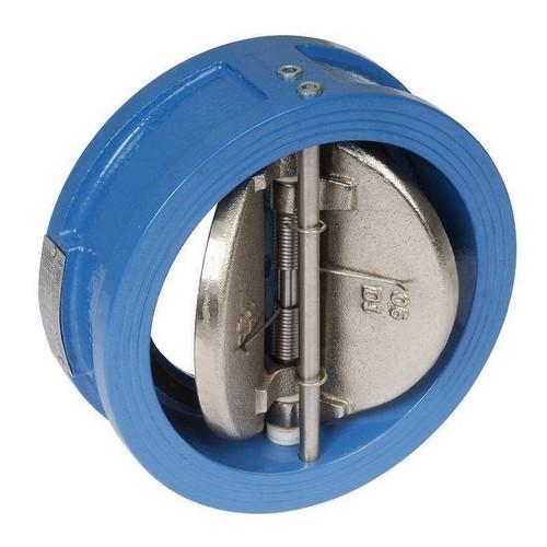Обратный затвор двустворчатый для установки между  фланцами Danfoss NVD 805 ду 350 065B7514