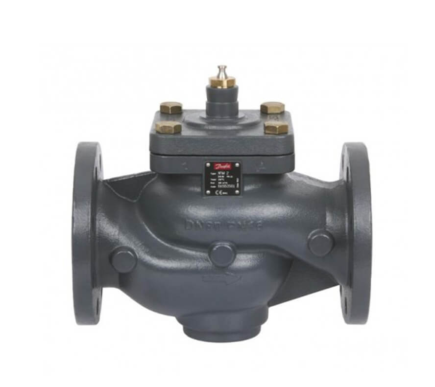 Клапан регулирующий Danfoss VFM 2 фланцевый ду 200 065B3505