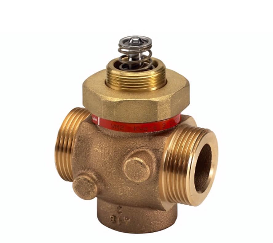 Клапан регулирующий Danfoss VM 2 с наружной резьбой ду 50 065B2020