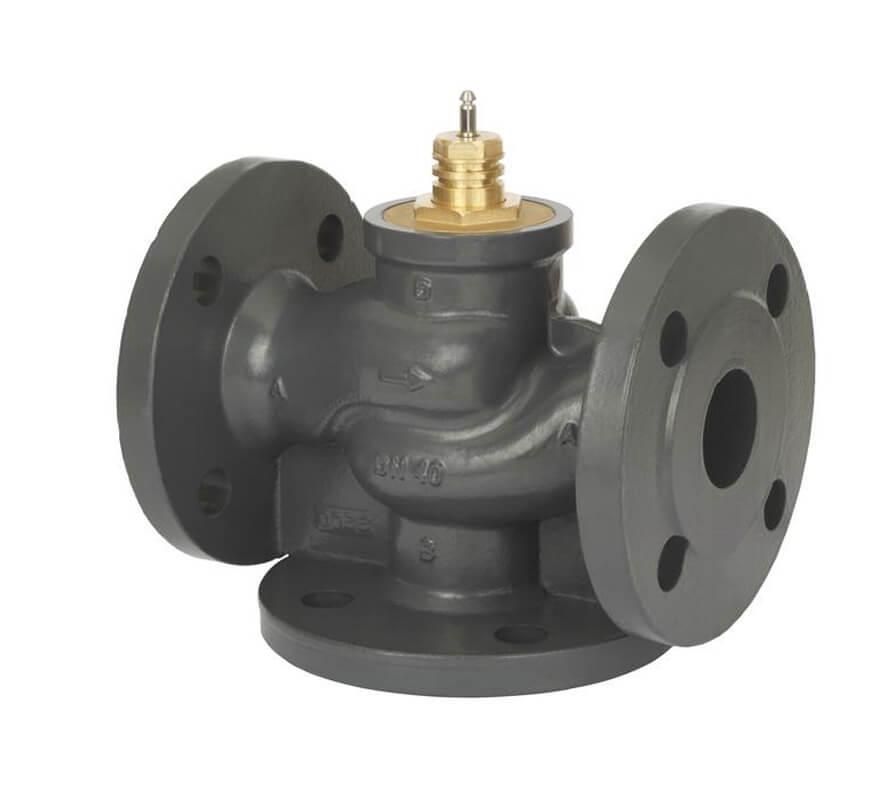 Седельный клапан Danfoss VF 3 фланцевый ду 15 065Z3351