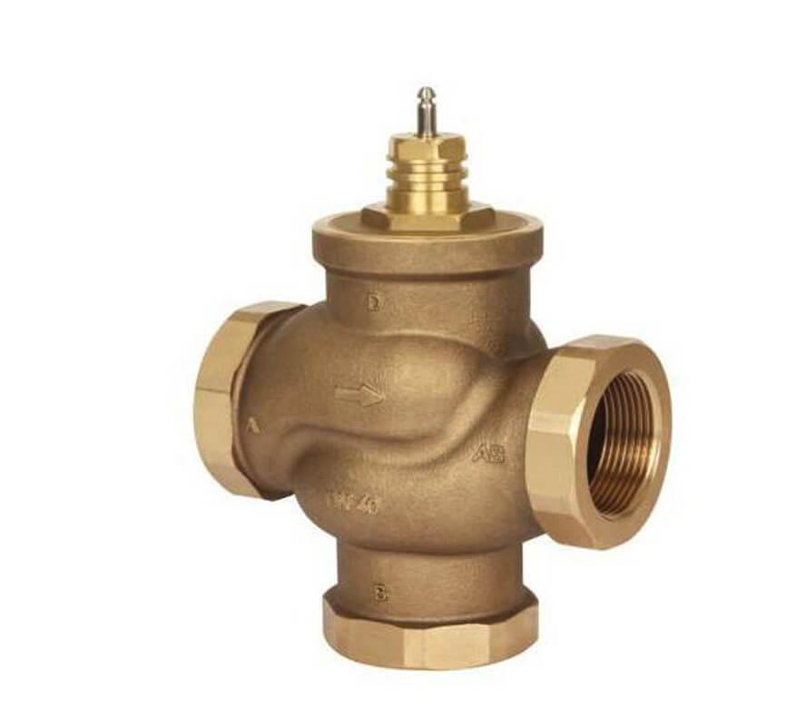Термостатический клапан Danfoss VRB 3 с внутренней резьбой ду 15 065Z0213