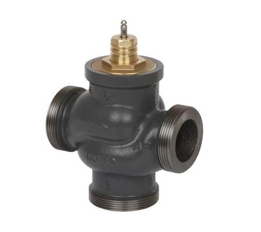 Клапан регулирующий Danfoss VRG 3 с наружной резьбой ду 25 1 1/2″ 065Z0117