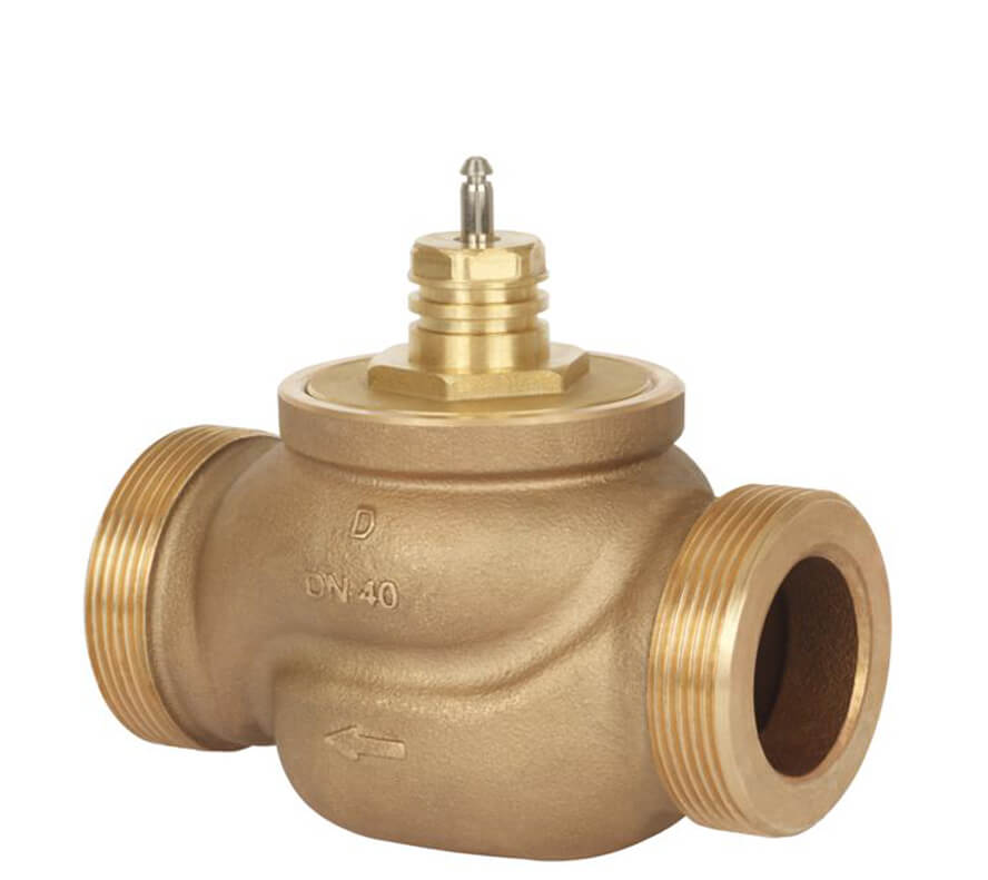 Клапан регулирующий Danfoss VRB 2 с наружной резьбой ду 40 065Z0179