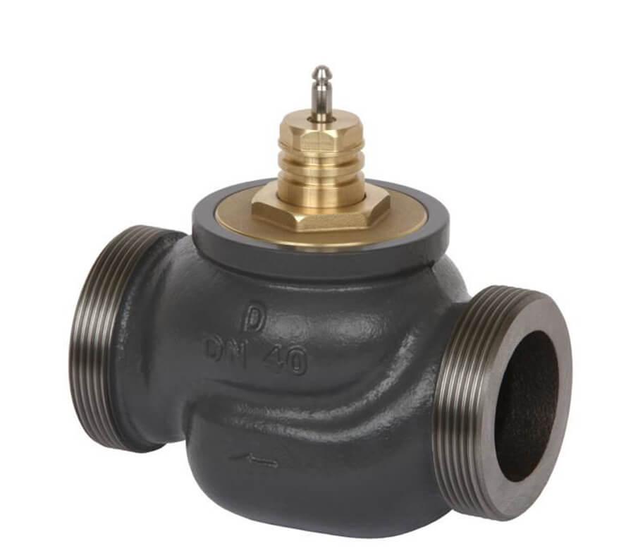 Клапан регулирующий Danfoss VRG 2 с наружной резьбой ду 15 1″ 065Z0134