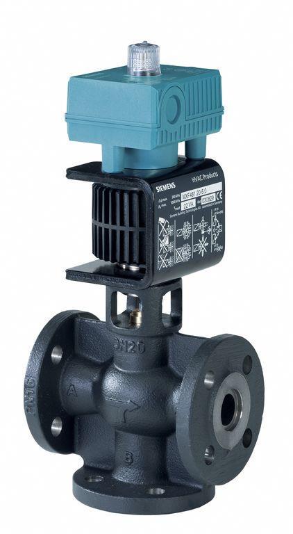 Магнитный клапан Siemens MXF461 ду 15 MXF461.15-0.6