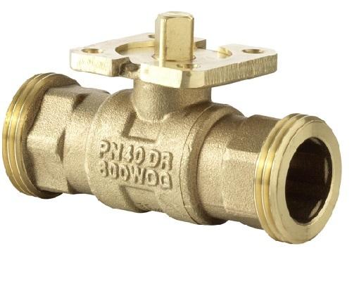 Шаровой клапан Siemens VAG60 ду 25 VAG60.25-22