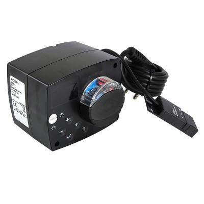 Электропривод поворотный Valtec VT.ACC10.0 со встроенным контроллером VT.ACC10.0.0