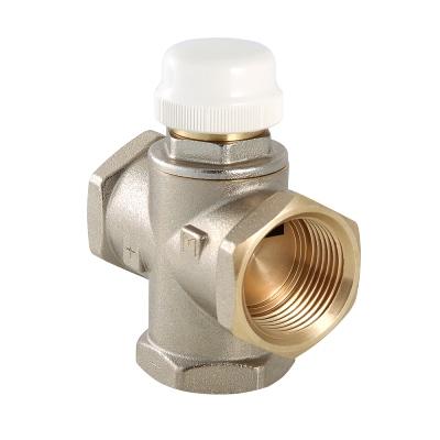 Термостатический смесительный клапан Valtec VT.MR03.N 1″ ду 25 ВР трехходовой VT.MR03.N.0603