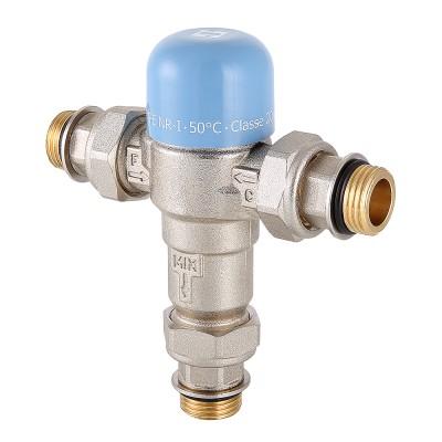 Клапан смесительный THERMOMIX нерегулируемый Valtec VT.MT10NR 1/2″ ду 15 ВР трехходовой VT.MT10NR