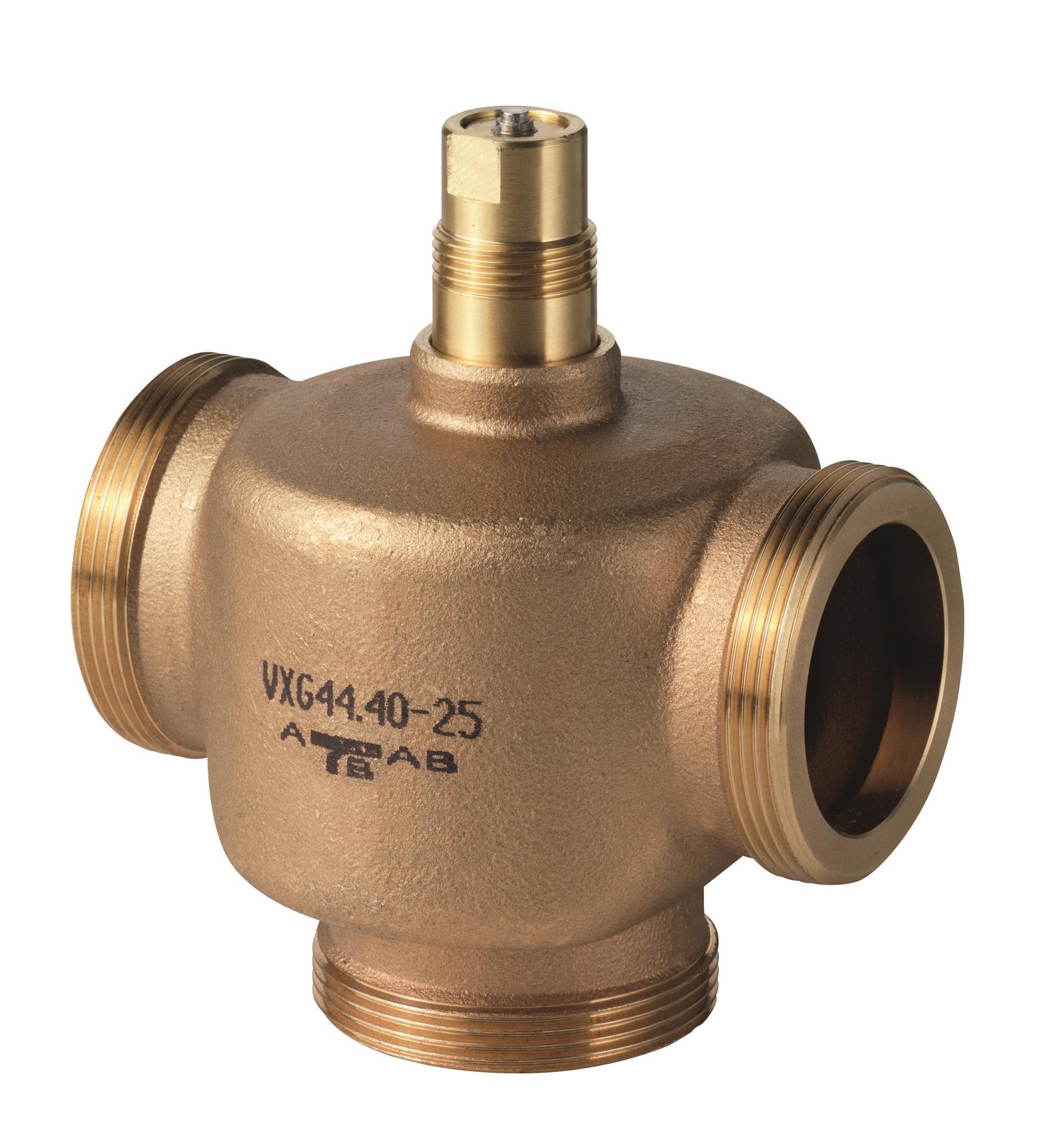 Регулирующий клапан Siemens VXG44 ду 15 VXG44.15-1.6