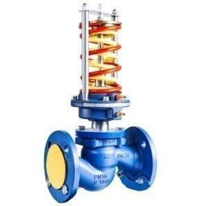 Регулятор перепада давления Теплосила RDT ду 125 RDT-X1-125-X3