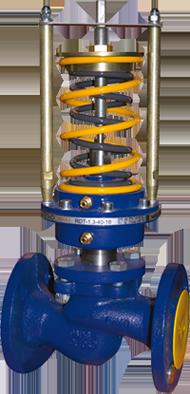 Регулятор перепада давления Теплосила RDT ду 20 RDT-X1-20-X3