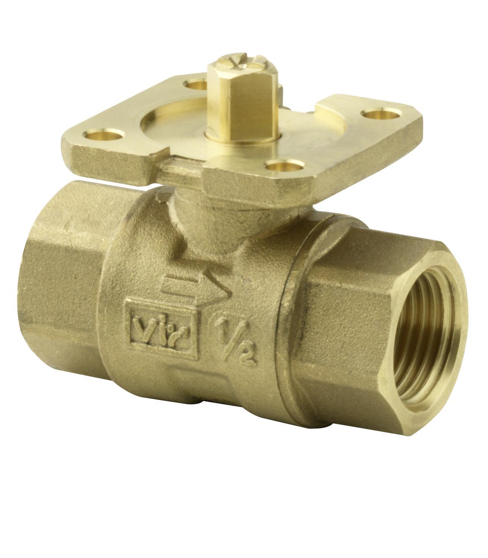 Шаровой клапан Siemens VBI61 ду 15 VBI61.15-1.6