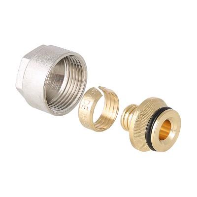 Фитинг коллекторный для пластиковой трубы Valtec VT.4410.NE 16 (2,0) мм х 3/4″ ду 16 VT.4410.NE.16
